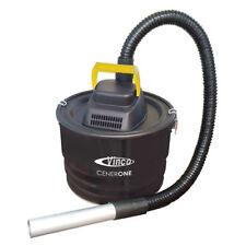 Aspiracenere aspirapolvere per stufe a pellet camini 800 Watt  Vinco 40173