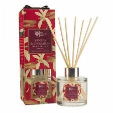 Wax Lyrical Christmas Range Scented Highly Fragranced Reed Diffuser