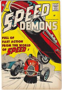 SPEED DEMONS 10