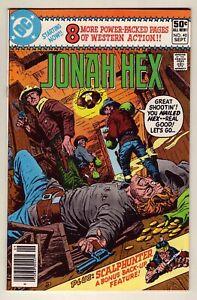 Jonah Hex #40 - September 1980 DC - Dan Spiegle art - Very Fine/Near Mint (9.0)