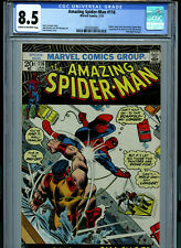 Amazing Spider-man #116 CGC 8.5 VF+ 1972 Marvel K26 Amricons
