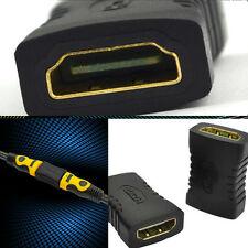 HDMI Flathead Female- Female Computer Cable HDMI Adapter Connector For HDTV