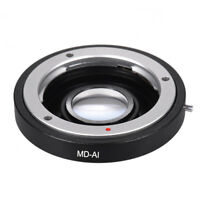 MD-AI Lens Mount Adapter Ring for Minolta MD MC Lens to Nikon AI F Camera N3C6