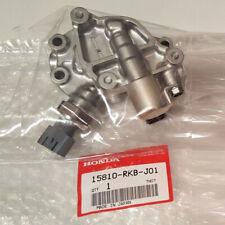 15810-RKB-J01 VTEC Solenoid Spool Valve W/ Gasket For Honda Pilot Accord Odyssey