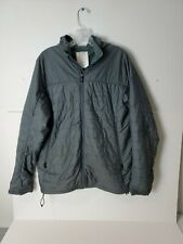 Burton AK jacket Mens Medium Gray Primaloft Snowboard/Ski
