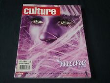2007 CULTURE MAGAZINE VOLUME 9 NO. 3 - THE MANE EVENT - HAIR EXPO 2007 - RC 1348