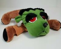 Haunted Frankenpup Plush Toy with Lights and Sounds Russ Berrie Halloween
