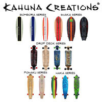 Kahuna Creations Master-Crafted Longboards