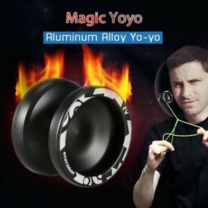 Magic Yoyo V3 Responsive High-speed Aluminum Alloy Spinning String Narrow yo-yo
