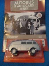 n° 32 RENAULT AGP 85 Saharien Autobus et Autocar du Monde Entier FRANCE 1/43 New