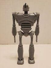 """Vintage 4.25"""" Iron Giant Hard to Find Rare Promo Toy Action Figure Vhs 90s"""