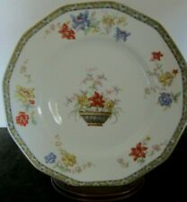 """T HAVILAND LIMOGES FRANCE GANGA PAT 8 1/2"""" LUNCH PLATE (10  AVAILABLE)"""