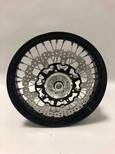 Front SM Wheel 3.5 x 17 Warp 9