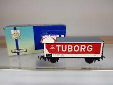 """Pocher 326 - Bierwagen Tuborg der DSB """" Carro Danese Tuborg"""" - Sehr Gut - OVP"""