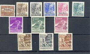 INDONESIA RIAU LINGGA-- MI# 11/22 -CV € 720 -- ** MNH VF