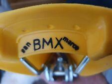 BMX Italian San Marco Yellow Saddle NOS Very Rare