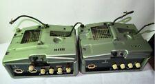 Pair (2) Siemens Klangfilm Sf V 6.6 EL95 PP tube amp-amplifier,Röhrenverstärker