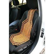 Auto Comfort Sitzauflage Holzkugel Auflage Natur Rückenschoner Luftzirkulation