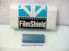 1 Sima Film Shield Lead Bag + Clip | Holds 22 Rolls of 35mm | Boxed | New | $10