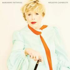 MARIANNE FAITHFULL NEGATIVE CAPABILITY CD (Released November 2nd 2018)