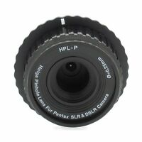 NEW Holga HPL-P Pinhole 0.25mm Lens for Pentax SLR and DSLR Cameras