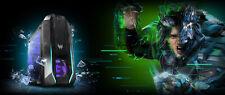 Acer Predator Orion 3000 PO3-620 Gaming i7-10 RTX 2060 Super 2TB SSD/HDD 16GBRam