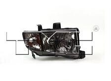TYC NSF Right Side Halogen Headlight Assy For Honda Ridgeline 2006-2008 Models