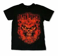 Five Finger Death Punch Hell To Pay Black T Shirt New Official