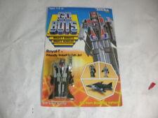 New listing Tonka GoBots Royal-T Friendly Robot British Jet Noc
