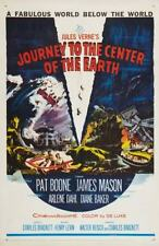 Journey To The Center Of The Earth Movie Poster #01 24x36
