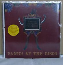 Panic At The Disco - I Write Sins Not Tragedies - LTD Edition Poster Bag 7 In