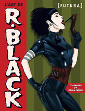 Dark Horse - FUTURA: THE ART OF R. BLACK Hard Cover Artbook - English Language