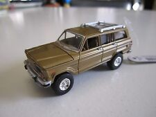 Johnny Lightning 1981 Jeep Grand Wagoneer 1:64 S Scale