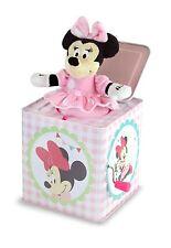 Disney Minnie Jack-in-the-Box Instrument