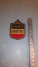 Ancien Ecusson d'arbitre F.R.N.P