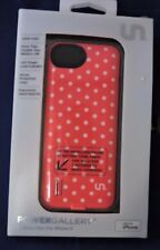 NEW!!! Uncommon Power Gallery Battery Case for iPhone 5 / 5s / SE - Pink Dots