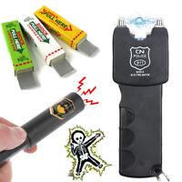 Elektroschock Spielzeug Streich Trick Prop Gag Gadget Schocker Stift LED Gummi.