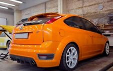 REAR BUMPER DIFFUSER FOR FORD FOCUS 2 ST 2004-2008