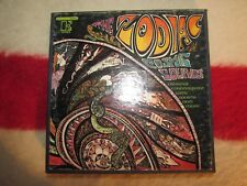 VINTAGE REEL TO REEL TAPE THE ZODIAC COSMIC SOUNDS ELEKTRA 4009 AMPEX RARE
