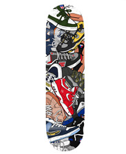 eS Sal 23 Koston Axion DC Lynx Vintage Sneakers Tribute FSC Skateboard Deck
