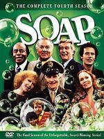 Soap - The Complete Fourth Season (DVD, 2005, 3-Disc Set)