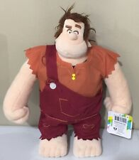 Wreck it Ralph plush soft toy doll With Tag 35cm