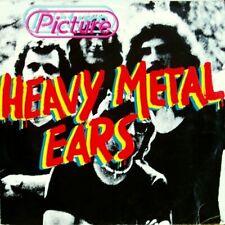 Picture Heavy Metal Ears NEAR MINT Vertigo Vinyl LP