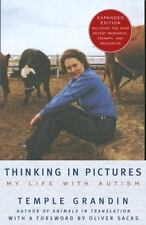 Thinking in Pictures : My Life with Autism by Temple Grandin (2006, PB) LIKE NEW