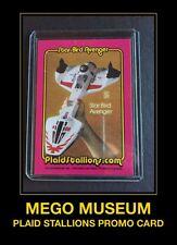 1978 Milton Bradley MB Star Bird Avenger Electronic Vtg MEGO MUSEUM Trading Card