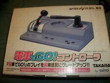 Densha de Go! Sega Saturn Controller and Game Bundle.