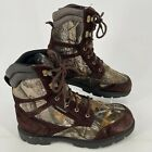 Herman Survivors Camouflage Outdoor Waterproof Insulated Lace Up Boots MENS 12