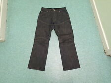 "Voi Jeans Relaxed Jeans Waist 32"" Leg 30"" Faded Dark Blue Mens Jeans"