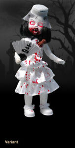 Living Dead Dolls Mezco Series 19 Sanguis Variant  Factory Sealed