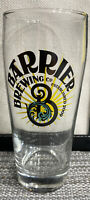 Barrier Brewing Co. Logo Willi Becher Style Beer Glass 16 oz Oceanside NY IPA